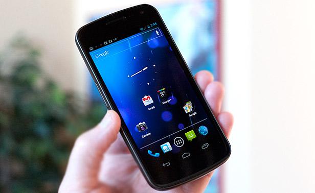 Samsung Galaxy Nexus recensione (Mashable)