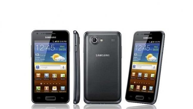Samsung Galaxy S Advance angolazioni