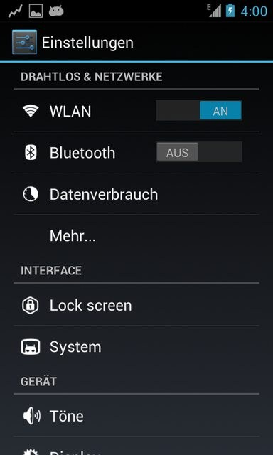 Samsung Galaxy S2: CyanogenMod 10 con Android 4.1.1 Jelly Bean