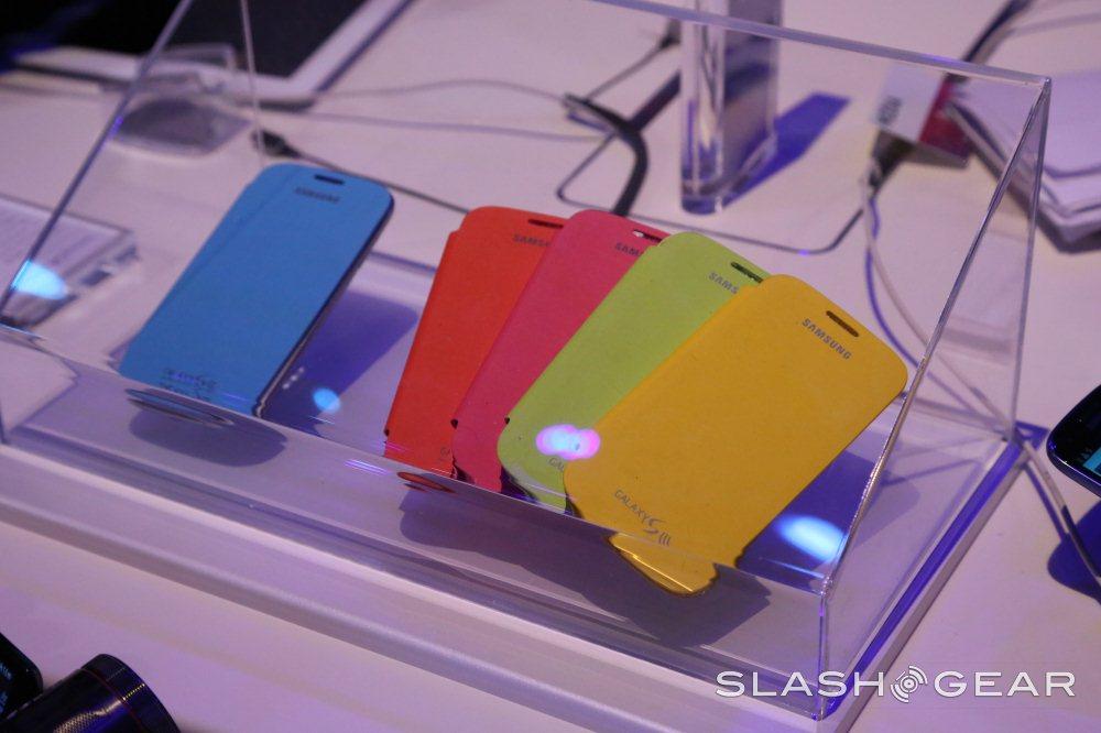 Samsung Galaxy S3, accessori