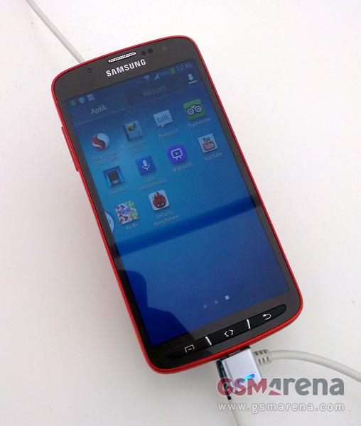 Samsung Galaxy S4 Active, foto by GSMArena
