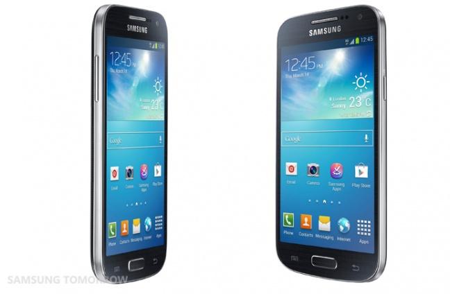 Samsung Galaxy S4 Mini in colorazione nera