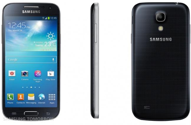 Samsung Galaxy S4 Mini, da ogni lato