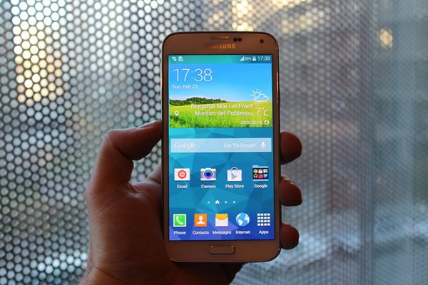Samsung Galaxy S5, immagini leaked