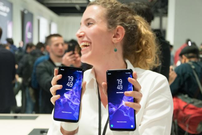 Samsung Galaxy S9 e S9+