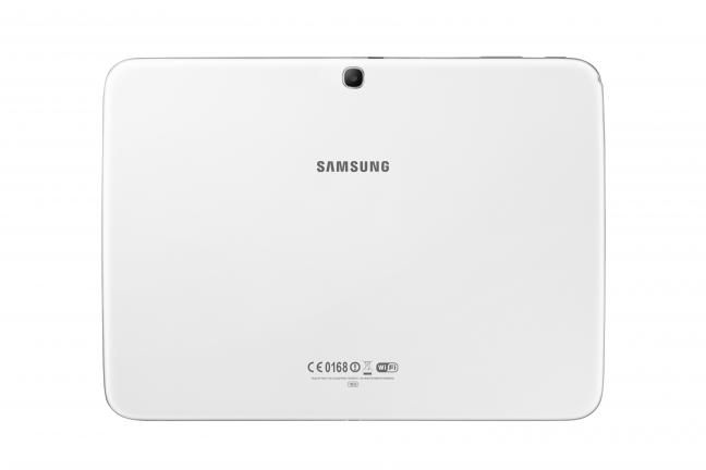 Samsung Galaxy Tab 3 10.1, retro