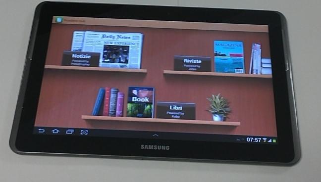 Samsung Galaxy Tab2 P5100
