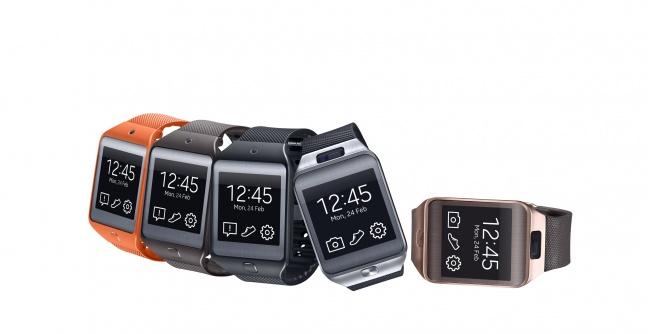 Samsung Gear 2 e Neo