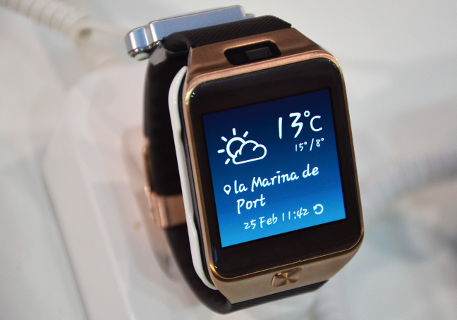 Samsung Gear 2, hands-on dal MWC 2014