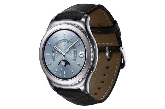 Samsung Gear S2 classic Platinum