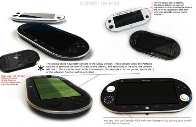 Samsung Game Console: foto 3