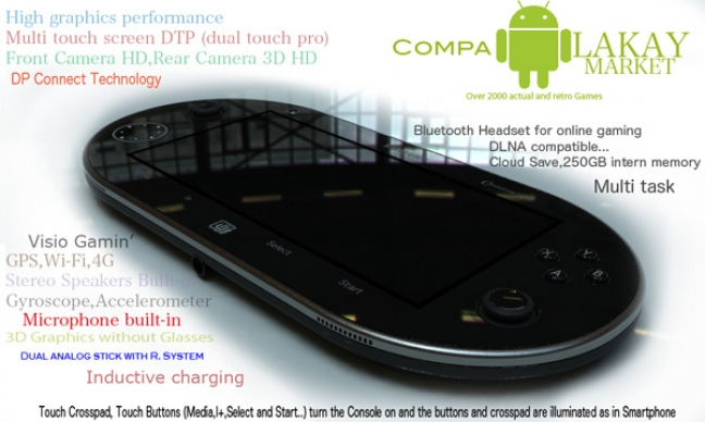 Samsung Game Console: foto 9