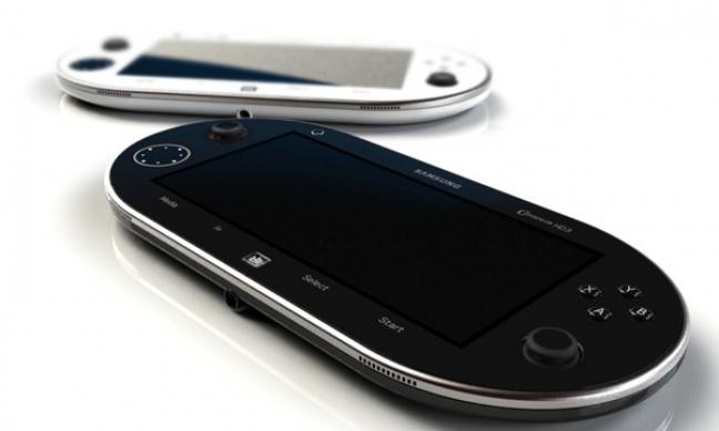 Samsung Game Console: foto 2