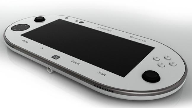 Samsung Game Console: foto 1