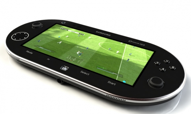 Samsung Game Console: foto 6
