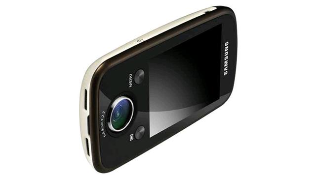 Samsung HMX-E10 - 1