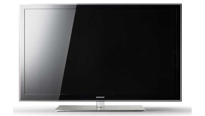 Samsung PS58B850 vista anteriore