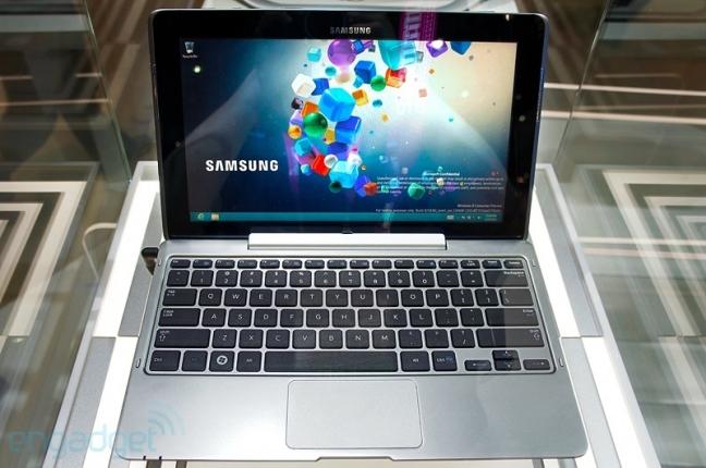 Samsung Serie 5 Hybrid PC