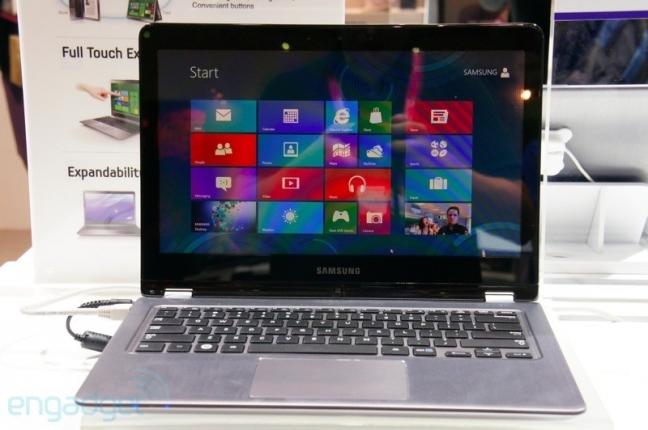 Samsung Serie 5 Ultra Convertible