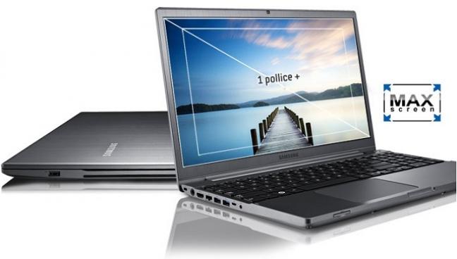 Samsung Serie 7 Chronos, panoramica