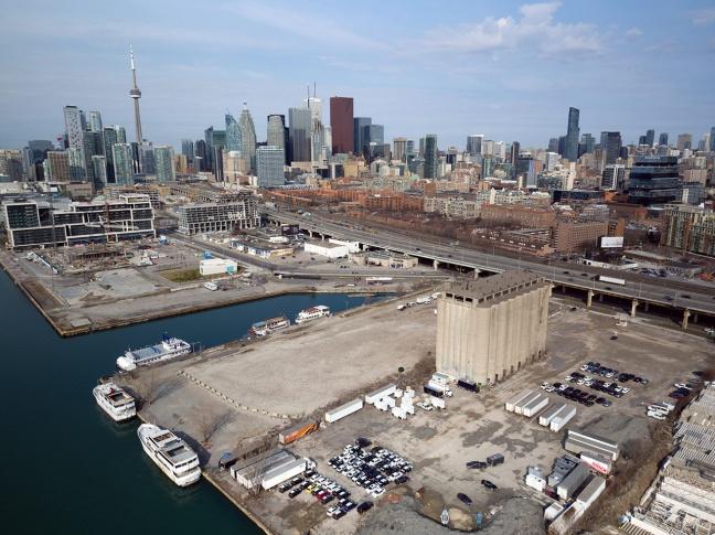 Toronto, Eastern Waterfront