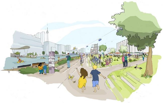 Sidewalk Labs, Toronto: Quayside