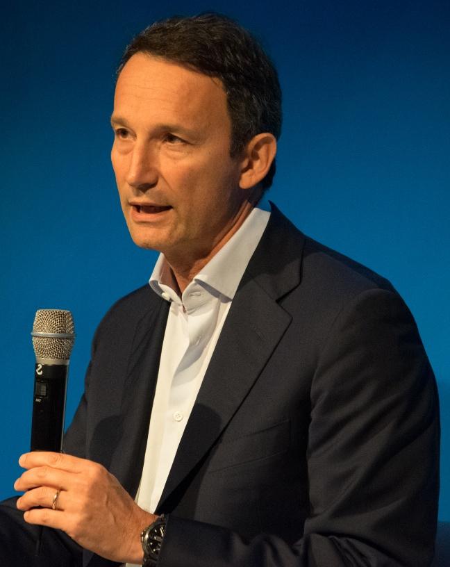 Andrea Zappia, amministratore delegato Sky Italia