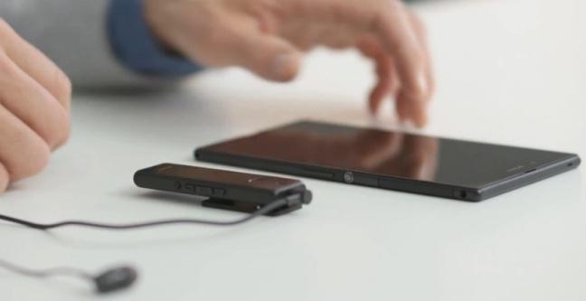 Smart Bluetooth Handset SBH52