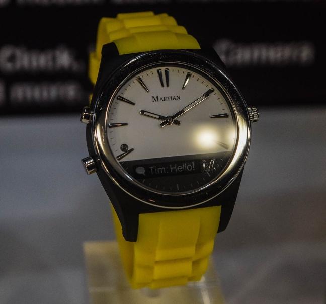 Smartwatch Guess - Martian Watches