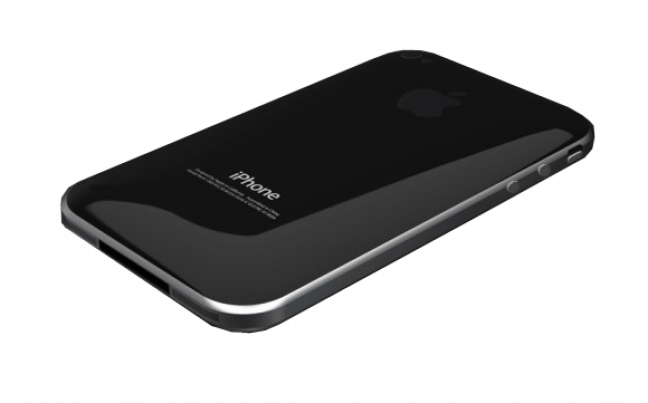 iPhone 5: mockup 1