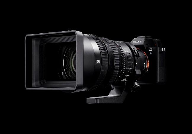 Sony Alpha 7S II, fotocamera mirrorless