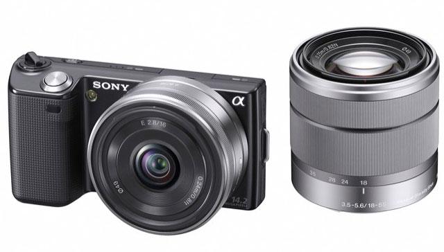 Sony Alpha NEX5 1