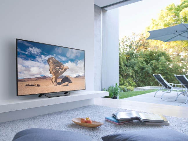 Sony BRAVIA: TV 4K con HDR e Android TV