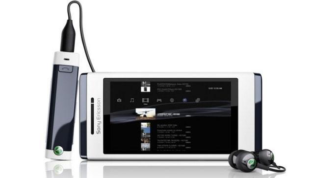 Sony Ericsson Aino - Foto 2