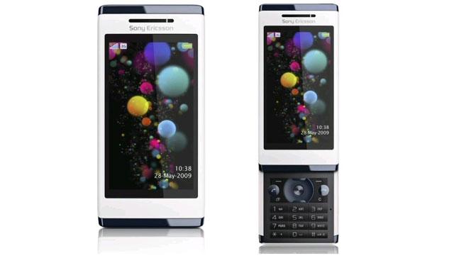 Sony Ericsson Aino - Foto 1