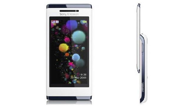 Sony Ericsson Aino - Foto 3