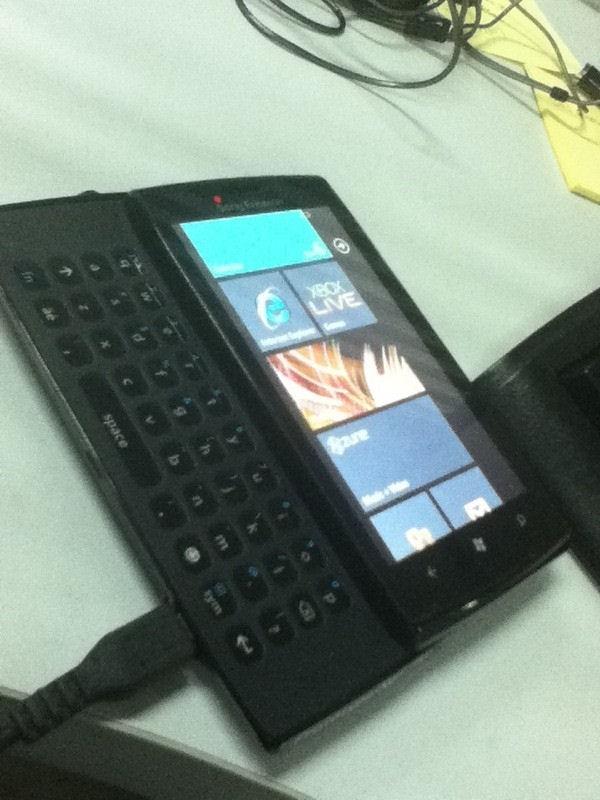 Prototipo Sony
