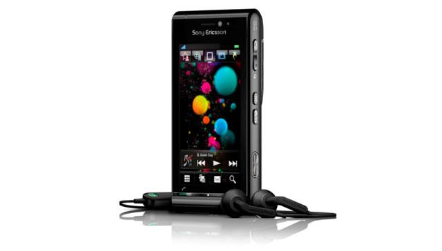 Sony Ericsson Satio - Foto 1
