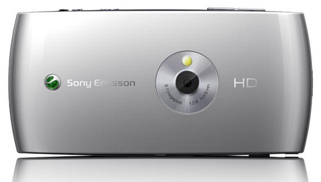 Sony Ericsson Vivaz - fotocamera
