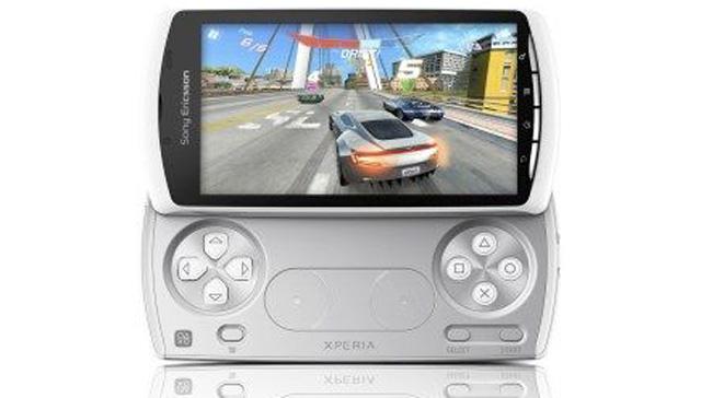 Sony Ericsson Xperia Play (bianco)