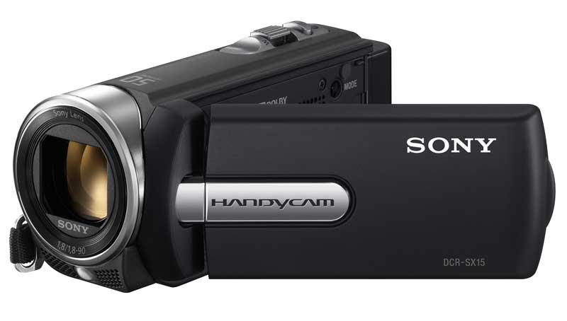 Sony Handycam DCR-SX15E