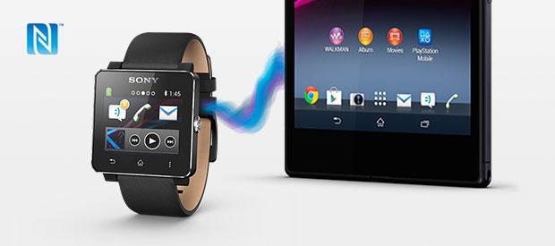 Sony SmartWatch 2, si collega allo smartphone