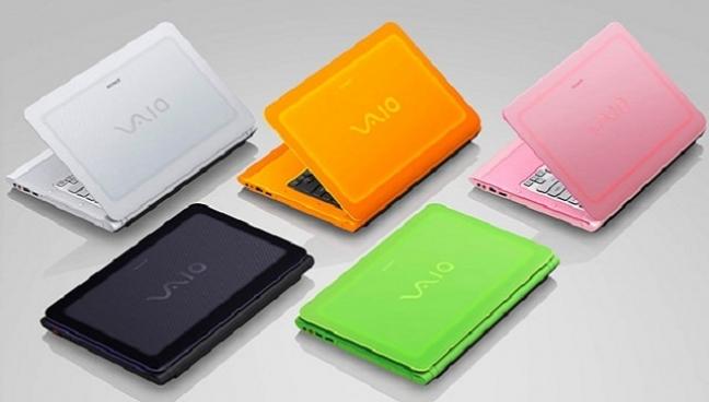 Sony VAIO VPCCA1S1E/G colori