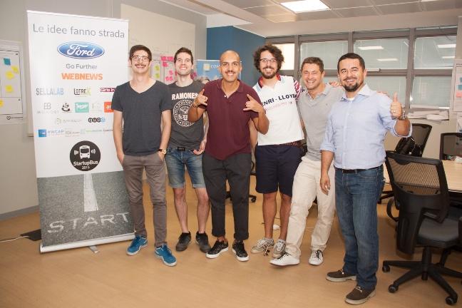 StartupBus 2015 in Working Capital