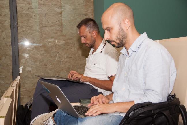 StartupBus 2015 in Copernico
