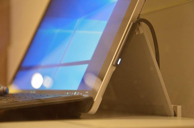 Surface Pro 4: anteprima Casa Microsoft