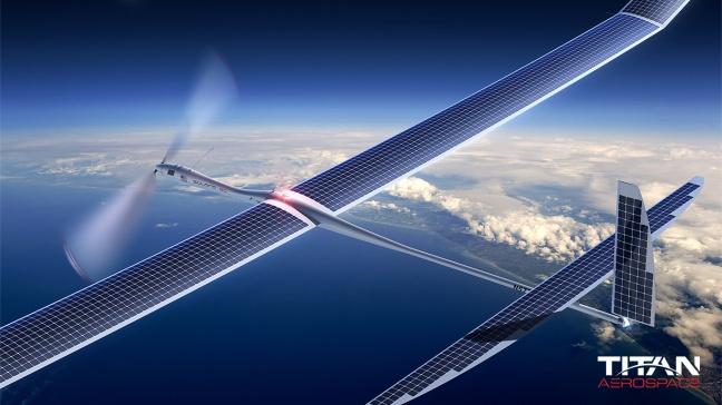 Titan Aerospace: Solar 50