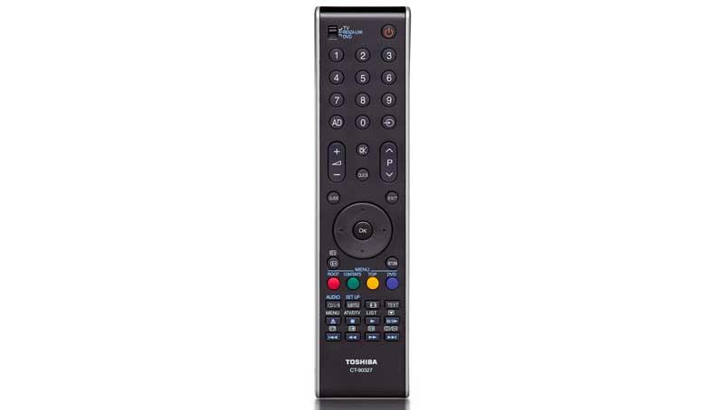 Toshiba 46SV685D telecomando