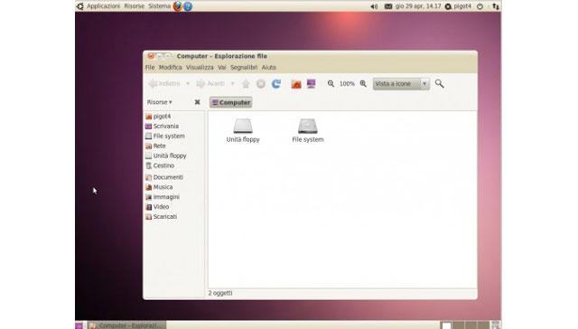 Ubuntu 10.04 Lucid Lynx - Immagine 1