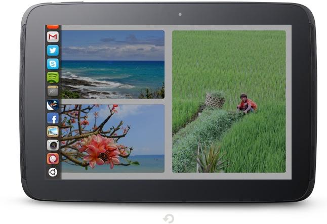 Ubuntu per tablet, app preferite